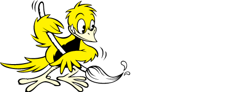 Earlybird Cleaning Service Logo